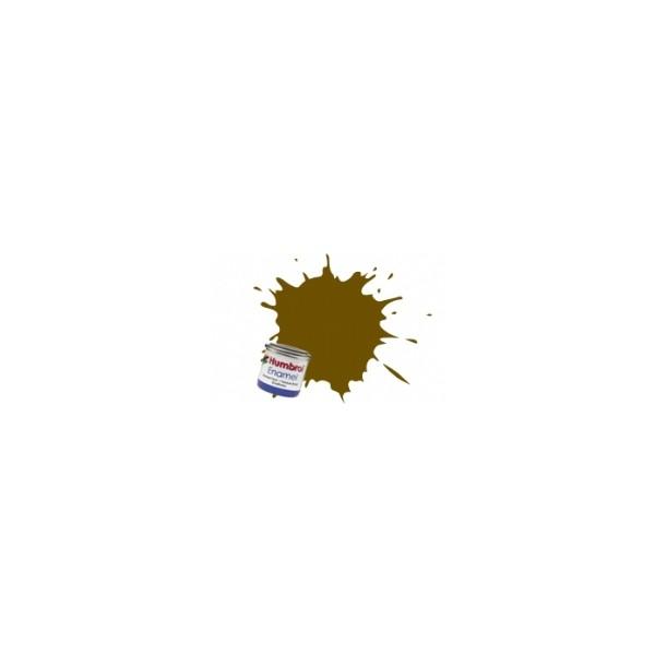PINTURA ESMALTE PIEDRA OSCURA (I.D.F. Vehiculos) MATE (14 ml)