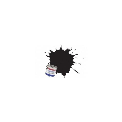 PINTURA ESMALTE NEGRO BRILLANTE (14 ml)