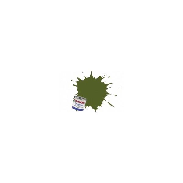 PINTURA ESMALTE VERDE OSCURO U.S.A.F. MATE (14 ml) - Humbrol 149 / AA1612