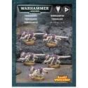 TIRANIDOS TERMANGANTES (5 unidades) - Games Workshop 99 12 01 06 012