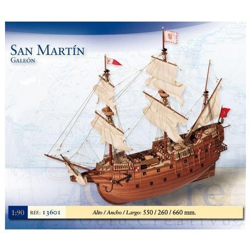 GALEON SAN MARTIN -1/90- Occre 13601