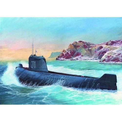 SUBMARINO NUCLEAR K-19 URSS 1/350