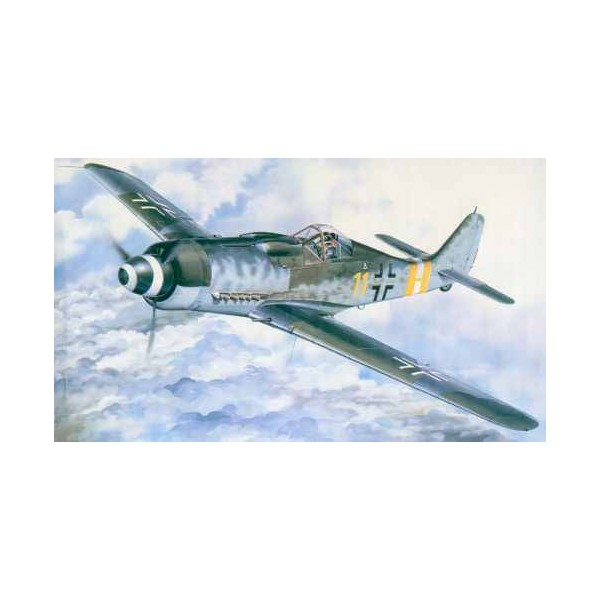 FOCKE-WULF FW-190 D-9 -Escala 1/24- Trumpeter 02411