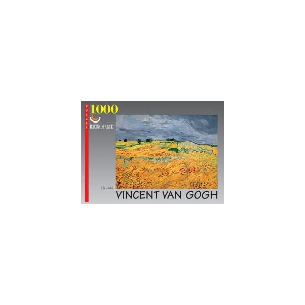 PUZZLE 1000 PZS THE FIELDS VINCENT VAN GOGH - RICORDI 15792