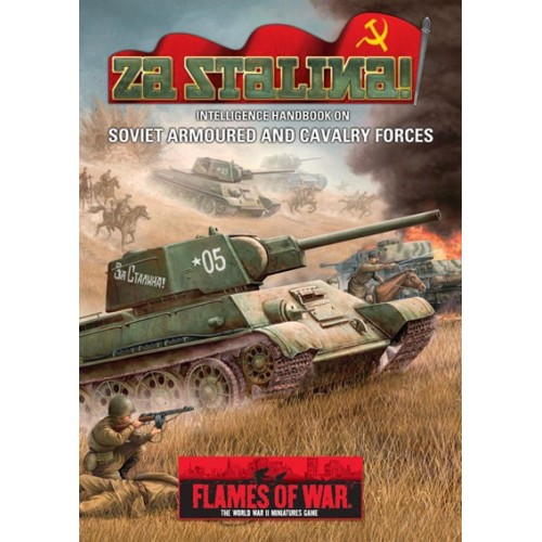 ZA STALINA! flames of war LIBRO EN INGLES