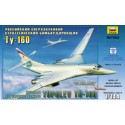 TUPOLEV TU-160 BLACKJACK - escala 1/144