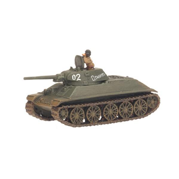 CARRO COMBATE T-34 1.941 STALI
