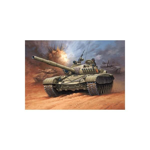 CARRO DE COMBATE T-72 M1 -1/72- REVELL 03149