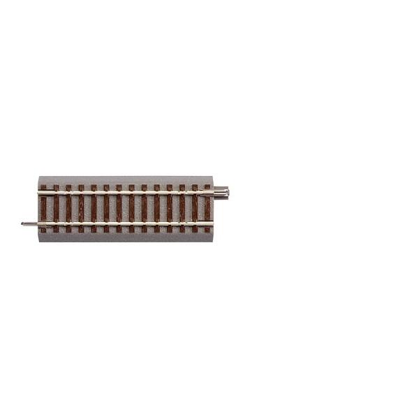 VIA GL CONEXIÓN (L: 100,00 mm) -Escala H0 - 1/87- Roco GeoLine 61120