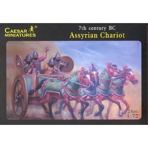 CARROS DE GUERRA ASIRIOS -1/72- Caesar Miniatures H011