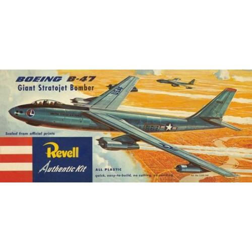 BOEING B-47 STRATOJET escala 1/113
