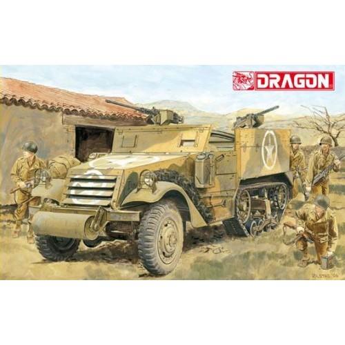 TRANSPORTE DE TROPAS M-2 / M-2 A1 HALF TRACK -Escala 1/35- Dragon 6329
