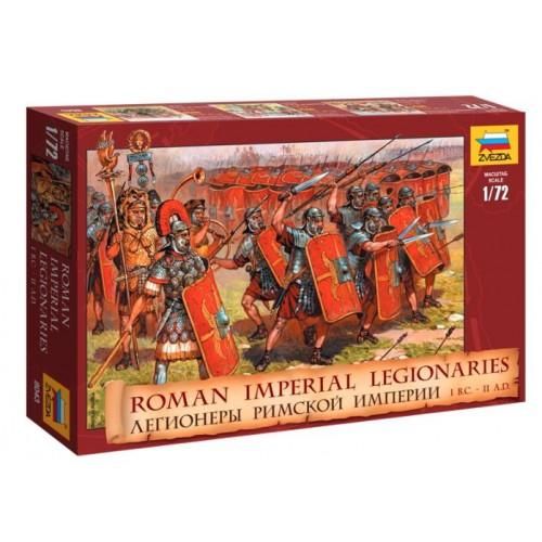 INFANTERIA ROMANA IMPERIAL (I A.C. - II D.C.) -Escala 1/72- Zvezda 8043