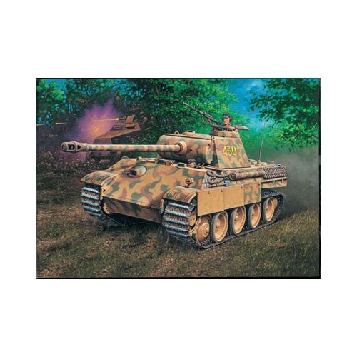CARRO DE COMBATE Sd.Kfz.171 PANTHER G -1/72- Revell 03171