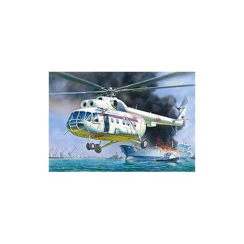MIL MI-8 HIP -1/72- Zvezda 7254
