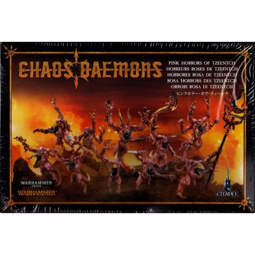 DEMONIOS HORRORES ROSA DE TZEENTCH GAMES WORKSHOP 97-12