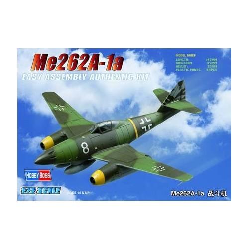 MESSERSCHMITT ME-262 A-1a -1/72 - Hobby Boss 80249