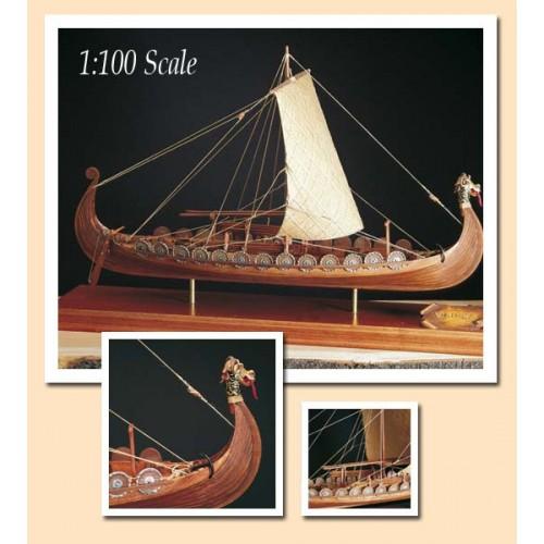 NAVE VIKINGA 1/50 - Amati 140601