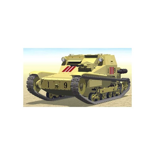 CARRO DE COMBATE CV3/33 (SERIE II) EARLY