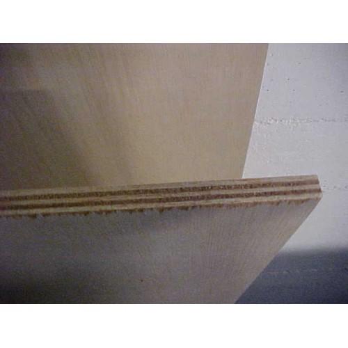 TABLERO DE CONTRACHAPADO ABEDUL (1.5 x 300 x 500 mm)