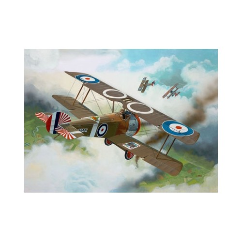 SOPWITH F.1 CAMEL ESCALA 1/72