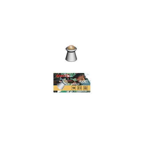 BALINES ROCKET 5,5 mm (100 unidades) - GAMO 321285