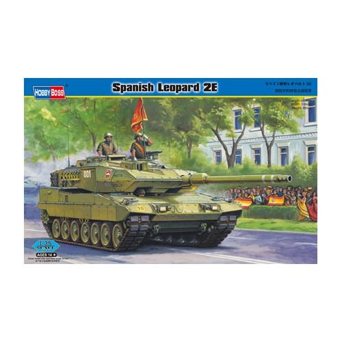 CARRO DE COMBATE LEOPARDO 2E C/ESP -1/35- hobbyboss 82432