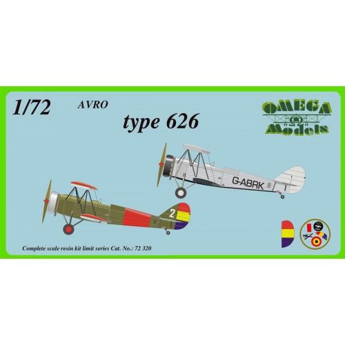 AVRO 626 (Resina) C/ESP