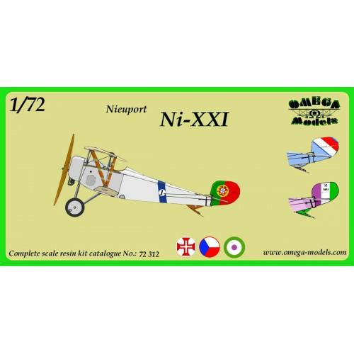 NIEUPORT Ni-21 (Resina)