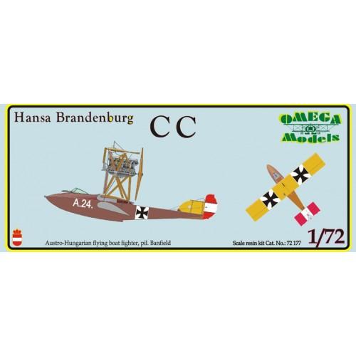 HANSA BRANDENBURG CC1 (Resina)