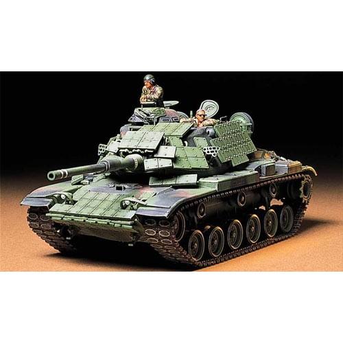 CARRO DE COMBATE M-60 A1 (Blindaje Reactivo) -1/35- Tamiya 35157