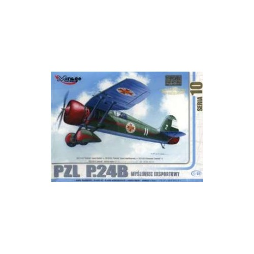 PZL P.24B JASTREB 1/48
