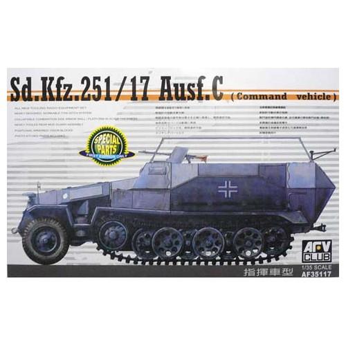 SEMIORUGA SD.KFZ. 251/17 Ausf. C (MANDO)
