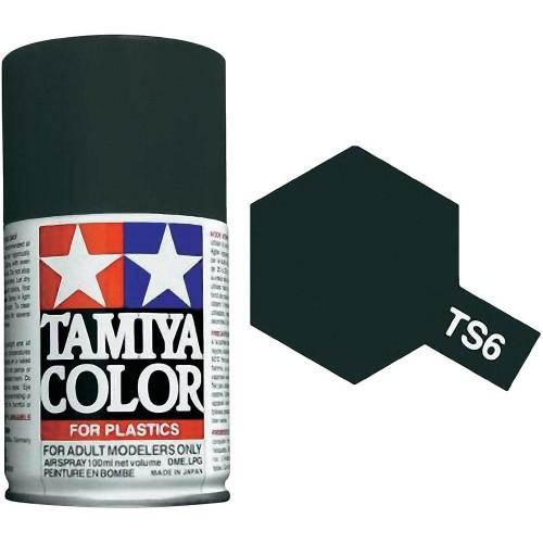 SPRAY ESMALTE TS-6 NEGRO MATE (100 ml)