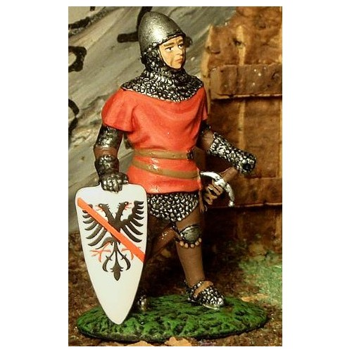 CABALLERO MEDIEVAL 54mm