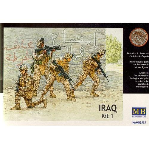 INFANTERIA U.S. IRAK