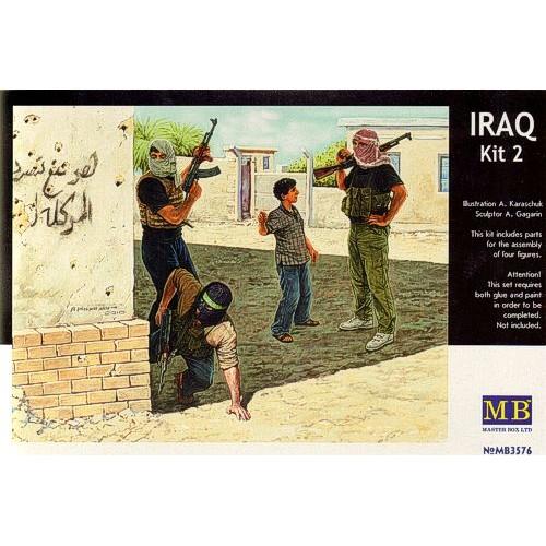 INSURGENTES IRAK