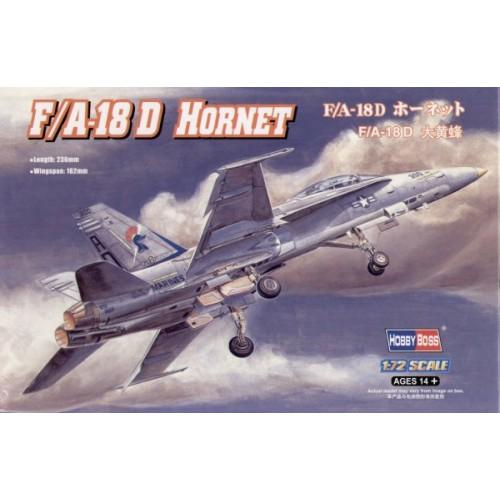 McDONNELL DOUGLAS F/A-18 D HORNET -1/72- Hobby Boss 80269