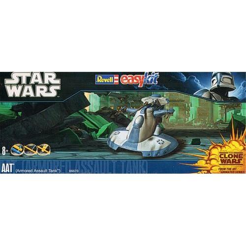 STAR WARS: AAT (ARMORED ASSAULT TANK) - Revell 06670