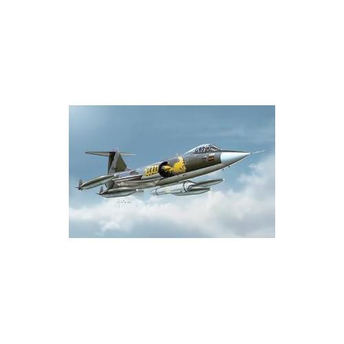 LOCKHEED F-104 G STARFIGHTER - ITALERI 1296 - ESCALA 1/72