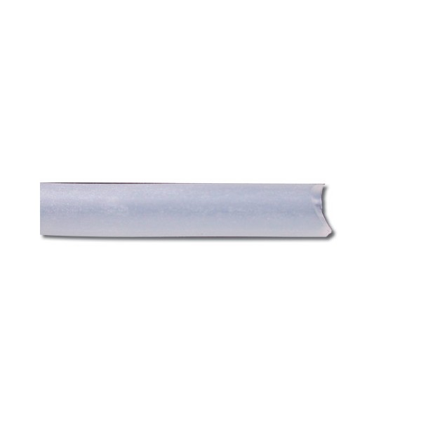 TUBO SILICONA 2X4mm TRANSPARENTE PARA  COMBUSTIBLE GLOW - 25 CMS