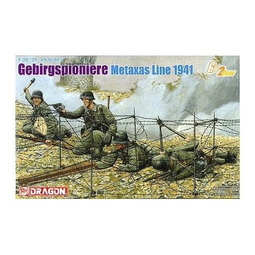 GEBIRGSPIONIERE LINEA METAXAS 1.941