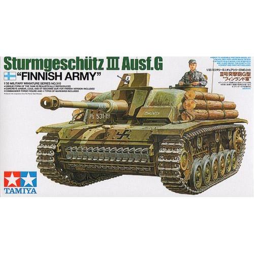 CARRO DE ASALTO SD.KFZ. 142 STUG III Ausf. G FINLANDIA