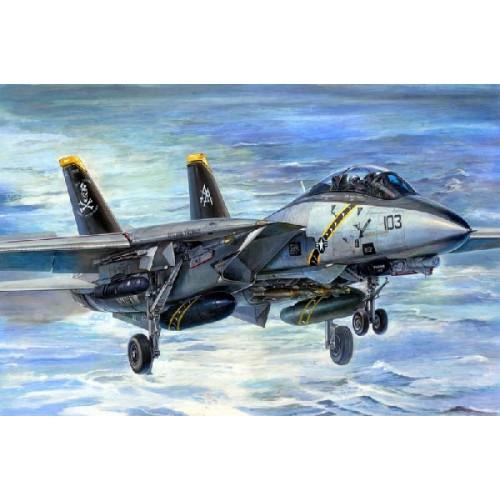 GRUMMAN F-14 B TOMCAT (BOMB-CAT) -Escala 1/32- Trumpeter 03202
