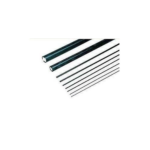 TUBO REDONDO HUECO CARBONO (4 x 2 x 1.000 mm)