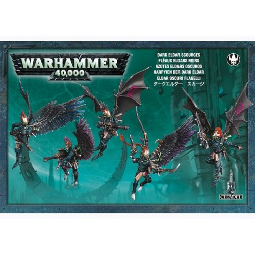 DRUKHARI SCOURGES - GAMES WORKSHOP 45-16