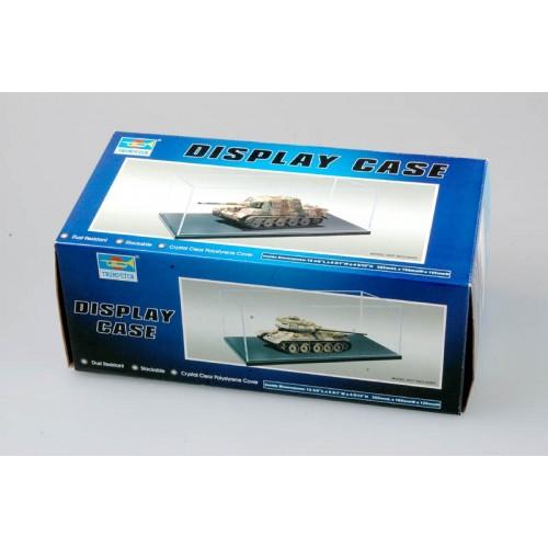 VITRINA PLASTICO (325 x 135 x 125 mm) - Trumpeter Master Tools 09814