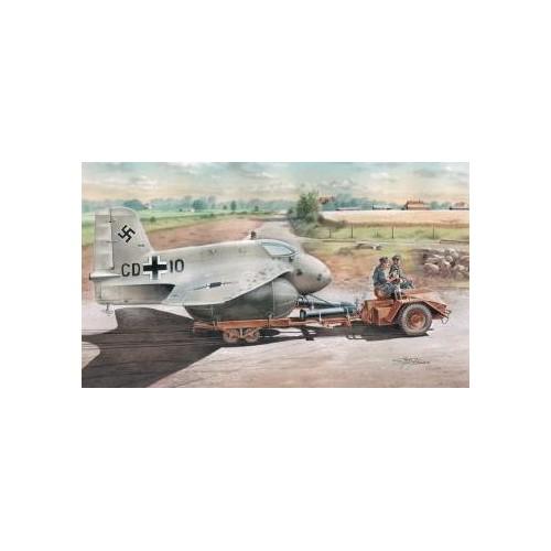 MESSERSCHMITT Me-163 A -1/72- Special Hobby SH72183