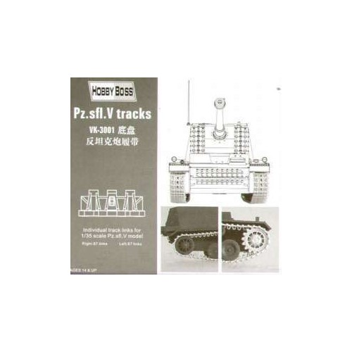 ORUGA CAZACARROS STURER EMIL -1/35- Hobby Boss 81001