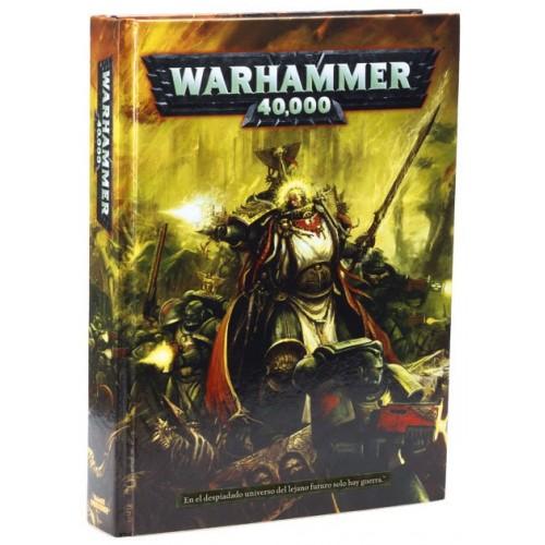 REGLAMENTO WARHAMMER 40000 ED.2020